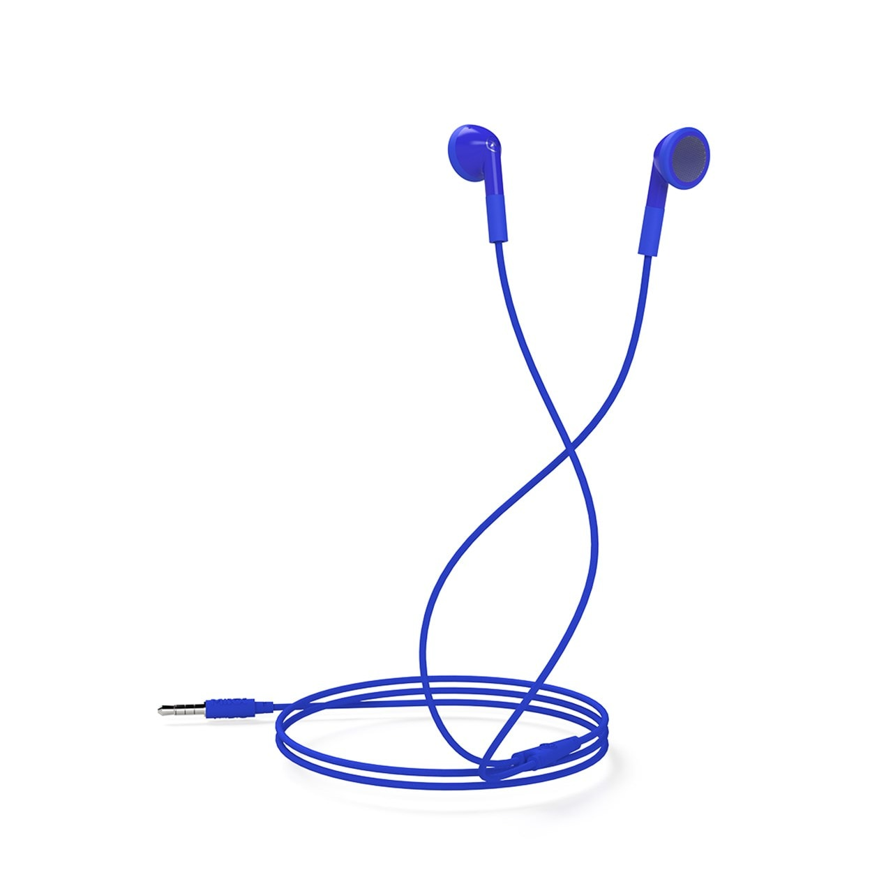 Mixx Audio Tribute Blue Earphones - 1