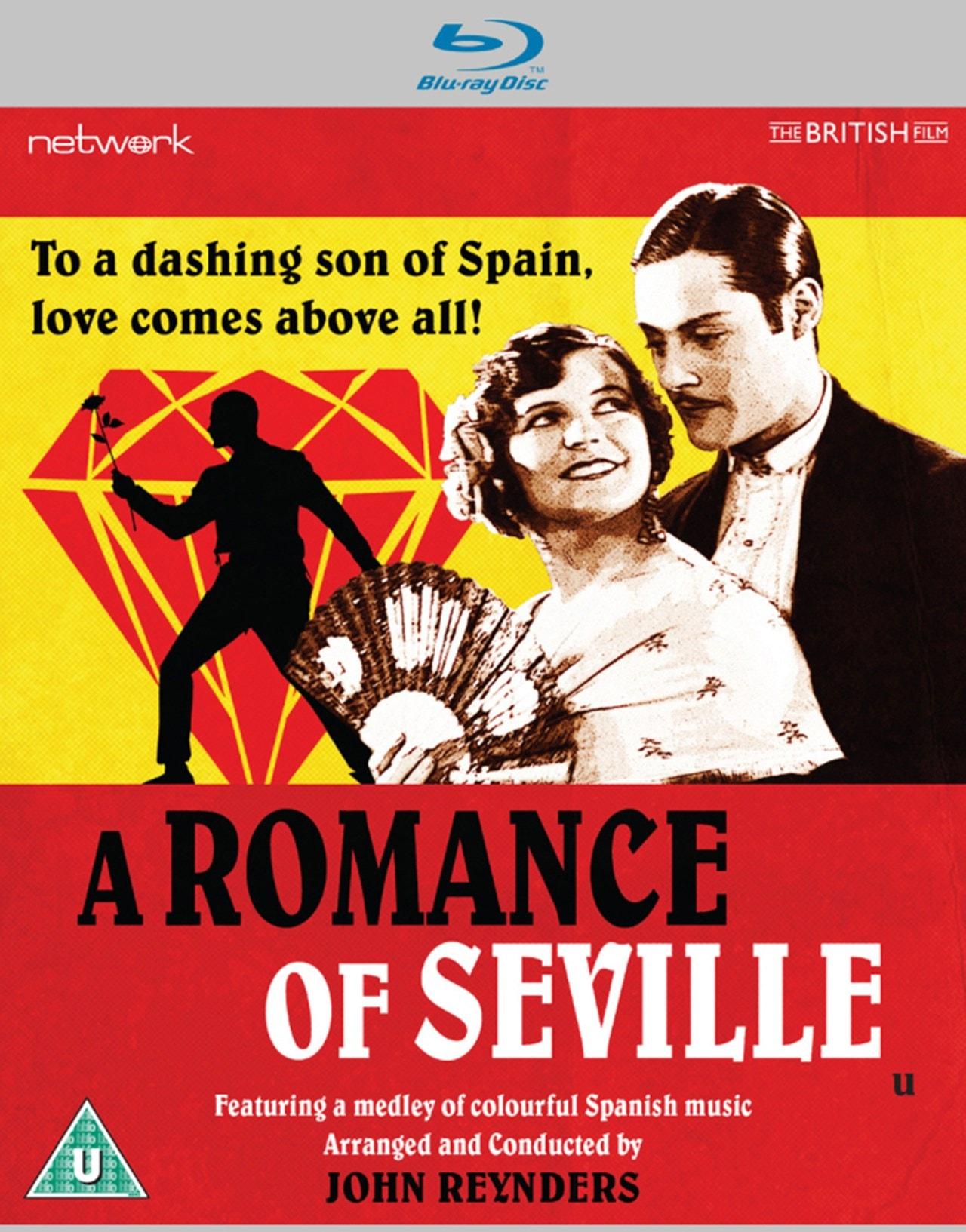 A Romance of Seville - 1