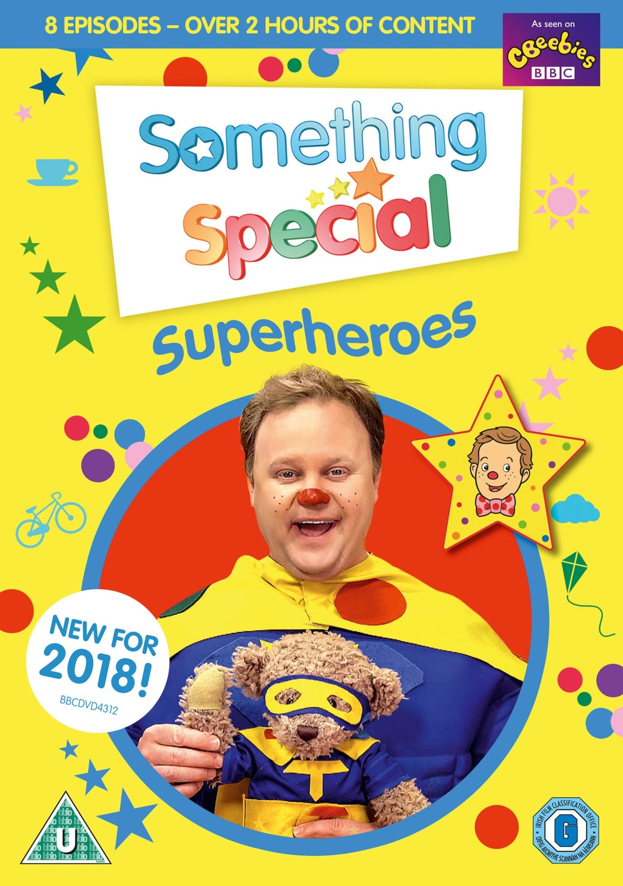 Something Special: Superheroes - 1
