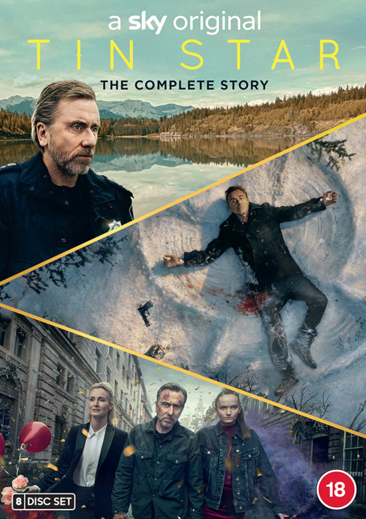 Tin Star: The Complete Collection - Season 1-3 - 1