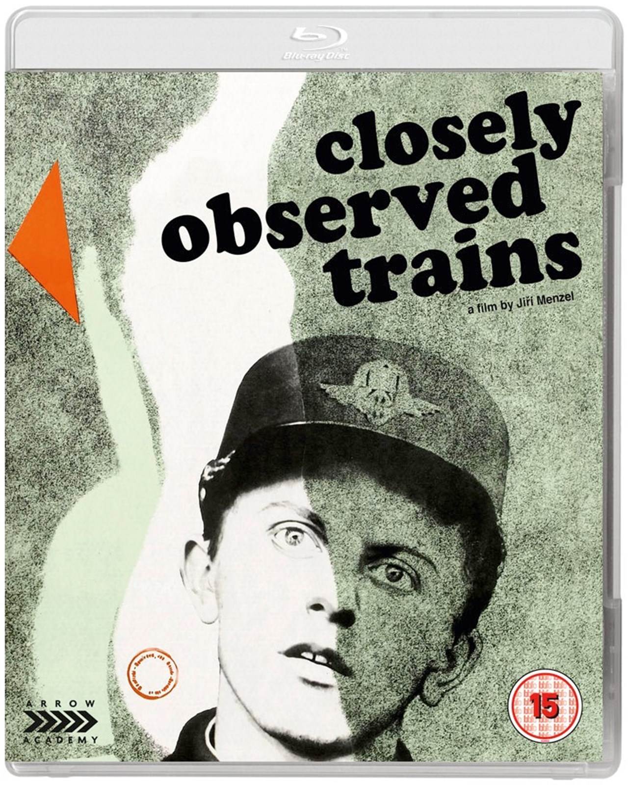 Closely Observed Trains - 1