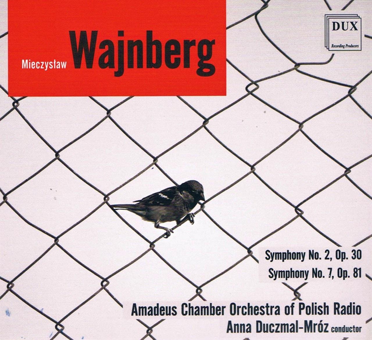 Mieczyslaw Wajnberg: Symphony No. 2, Op. 30/Symphony No. 7... - 1