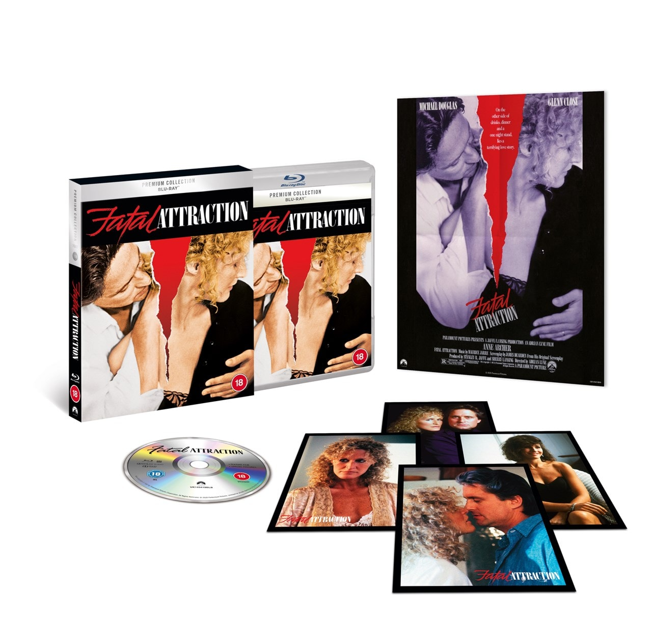 Fatal Attraction (hmv Exclusive) - The Premium Collection - 1