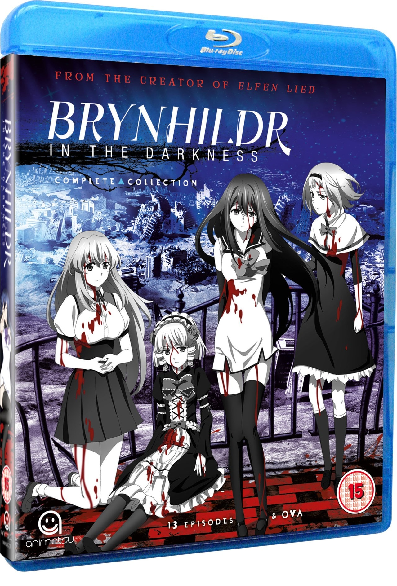 Brynhildr in the Darkness: Complete Collection - 1