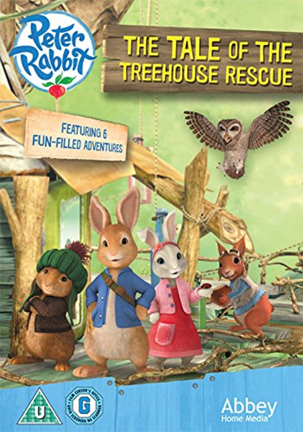 Peter Rabbit: The Tale of the Treehouse Rescue - 1