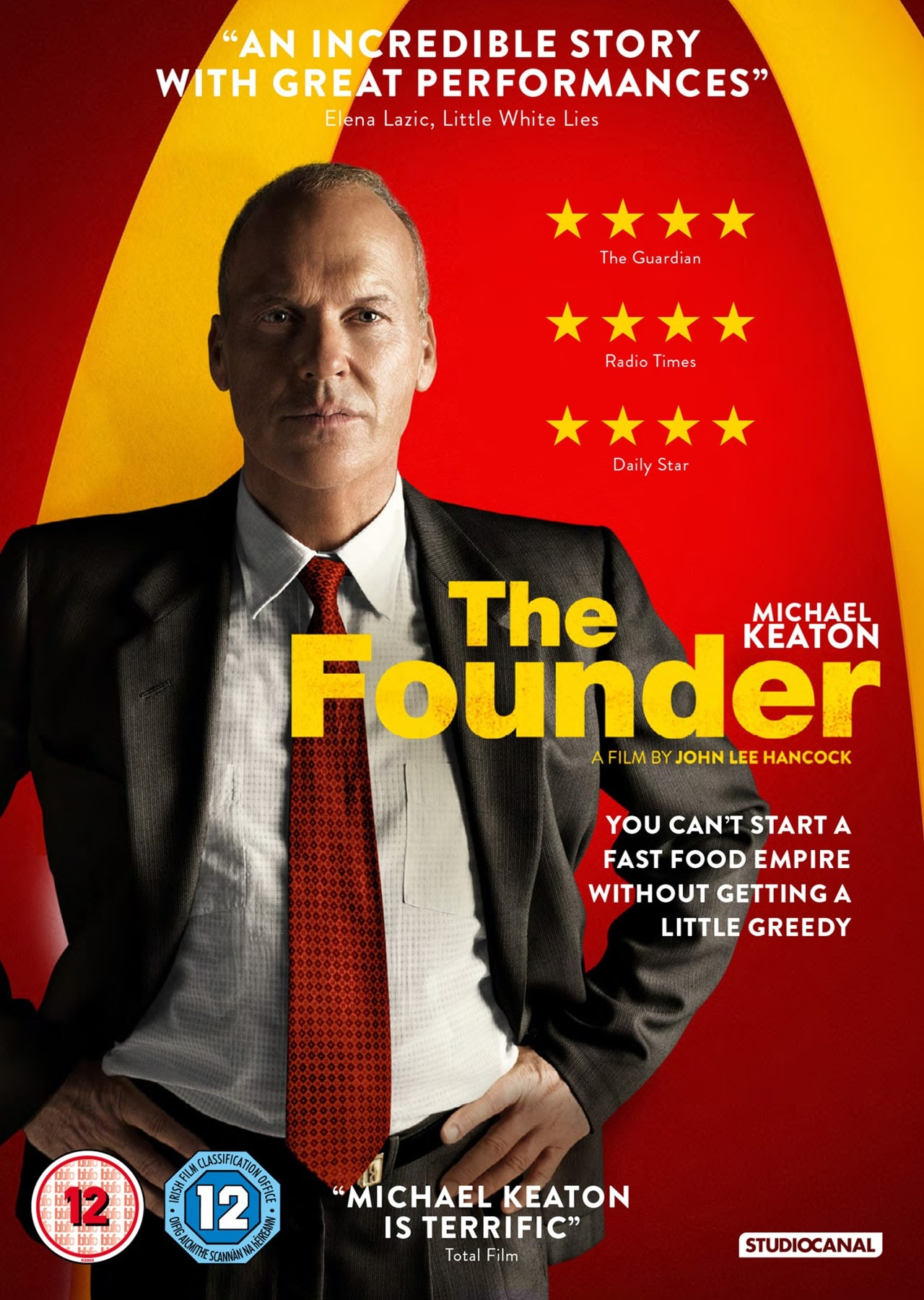 The Founder - 1
