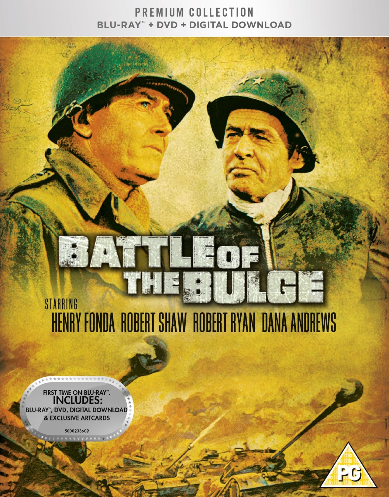 Battle of the Bulge (hmv Exclusive) - The Premium Collection - 1