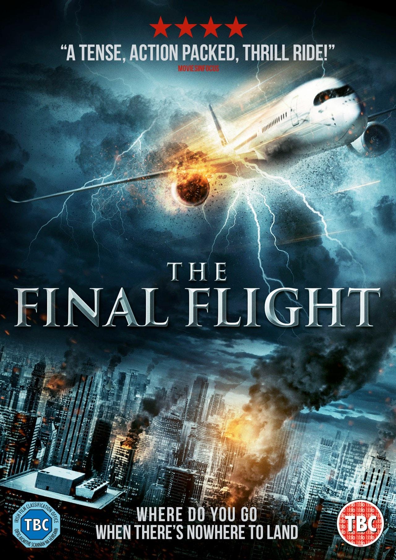 The Final Flight - 1