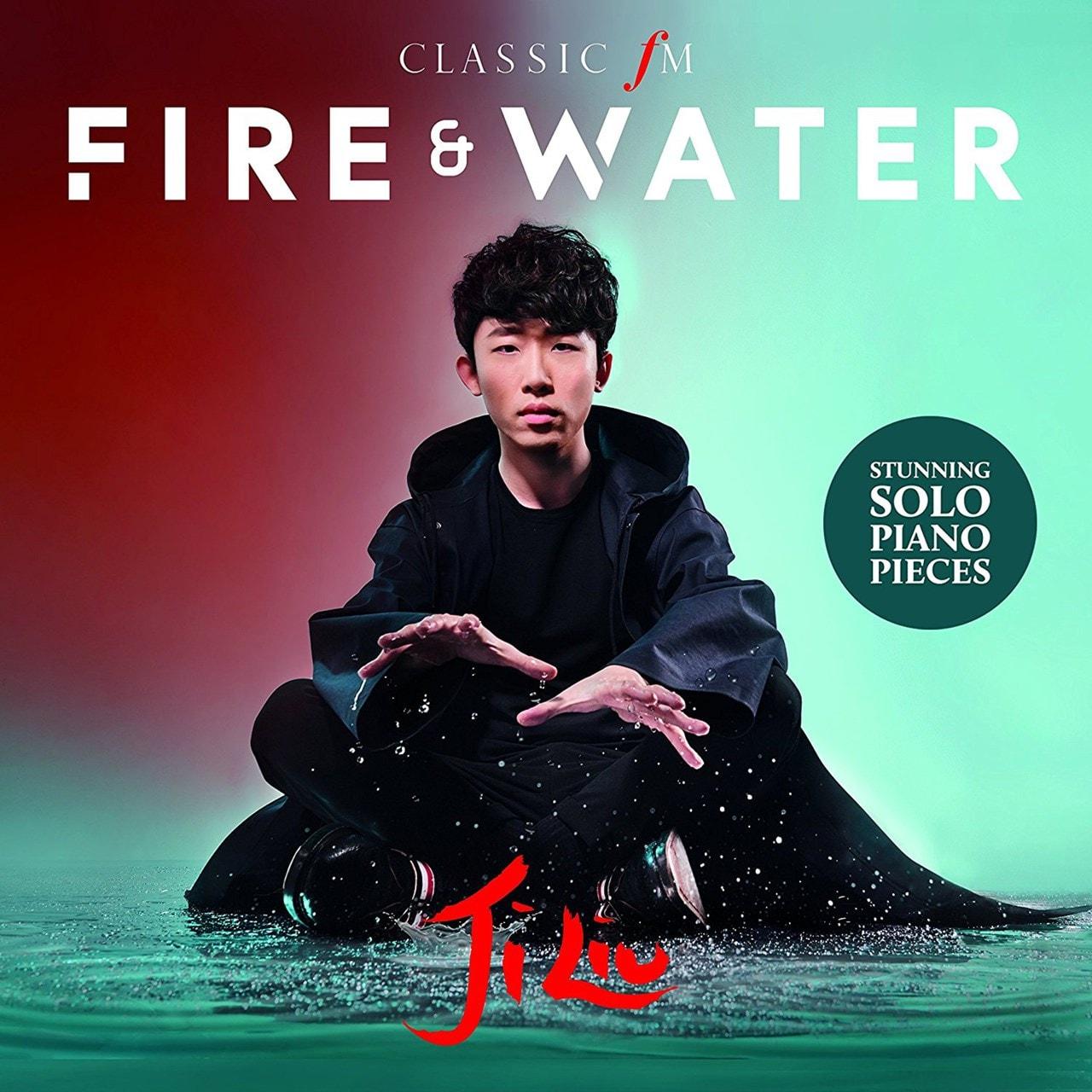 Ji Liu: Fire & Water - 1