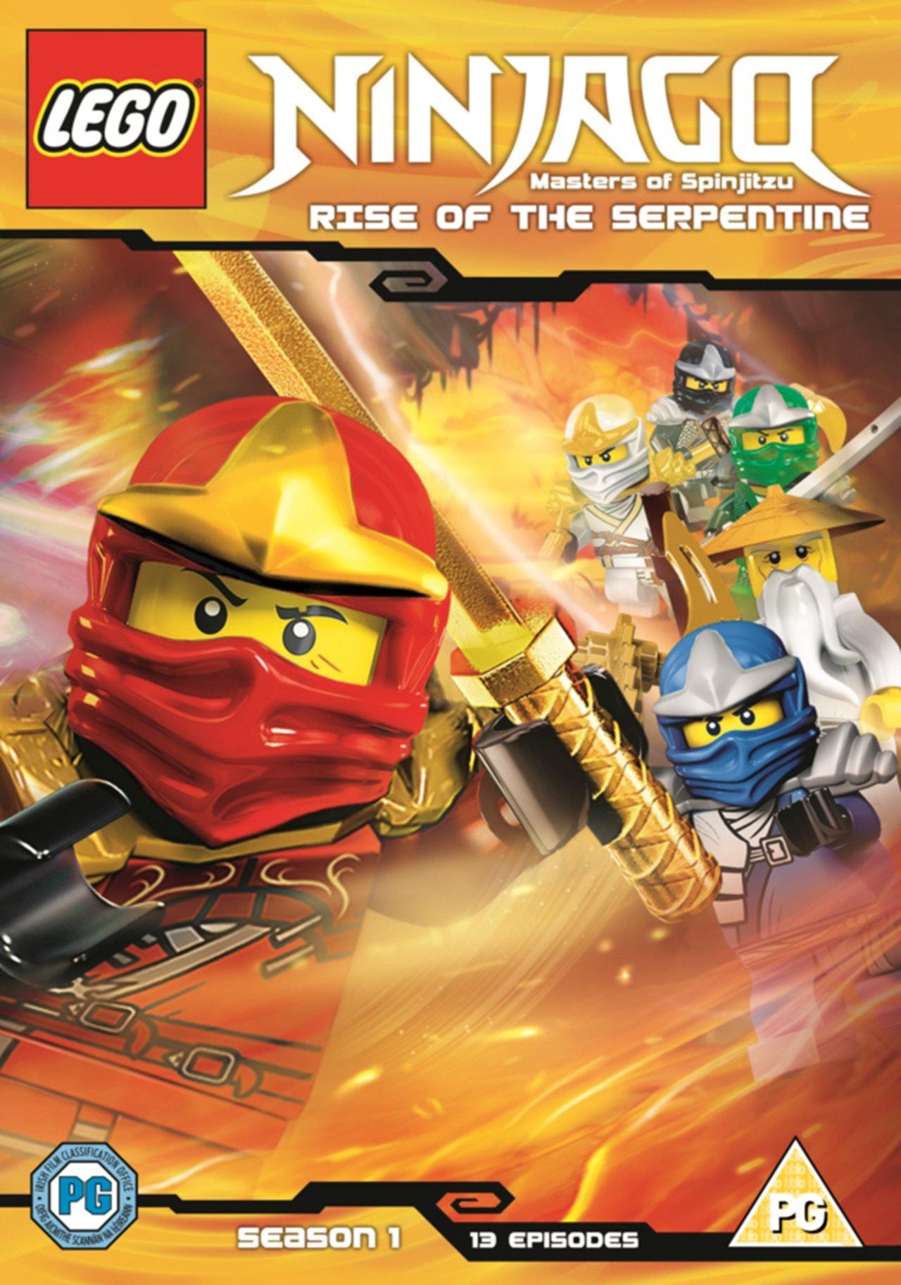 LEGO Ninjago - Masters of Spinjitzu: Rise of the ...
