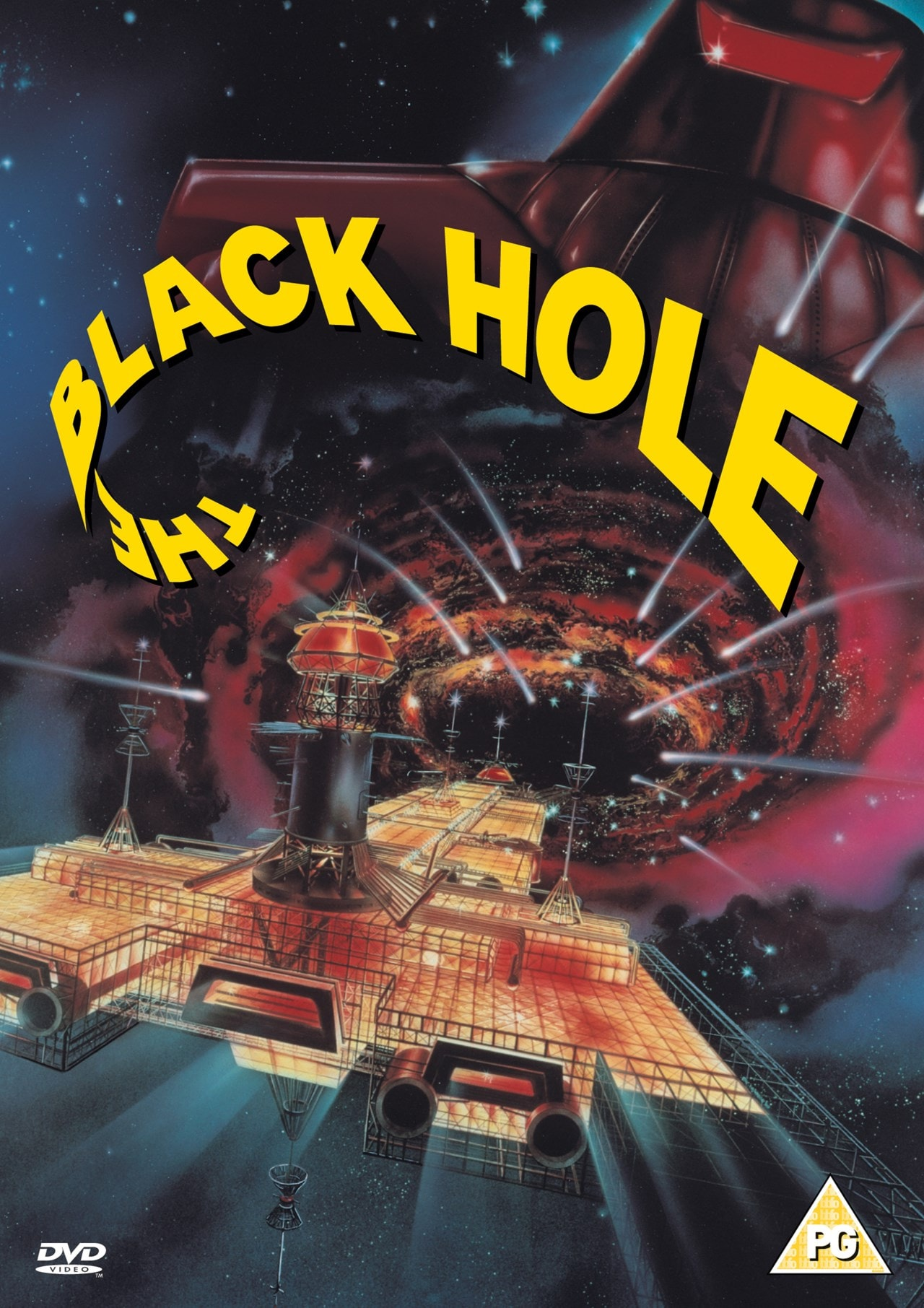 The Black Hole - 1