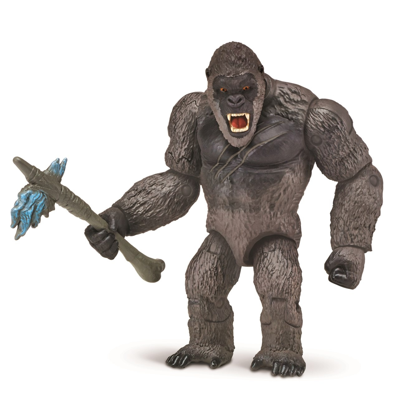 Monsterverse Godzilla vs Kong: King Kong with Axe Action Figure - 1