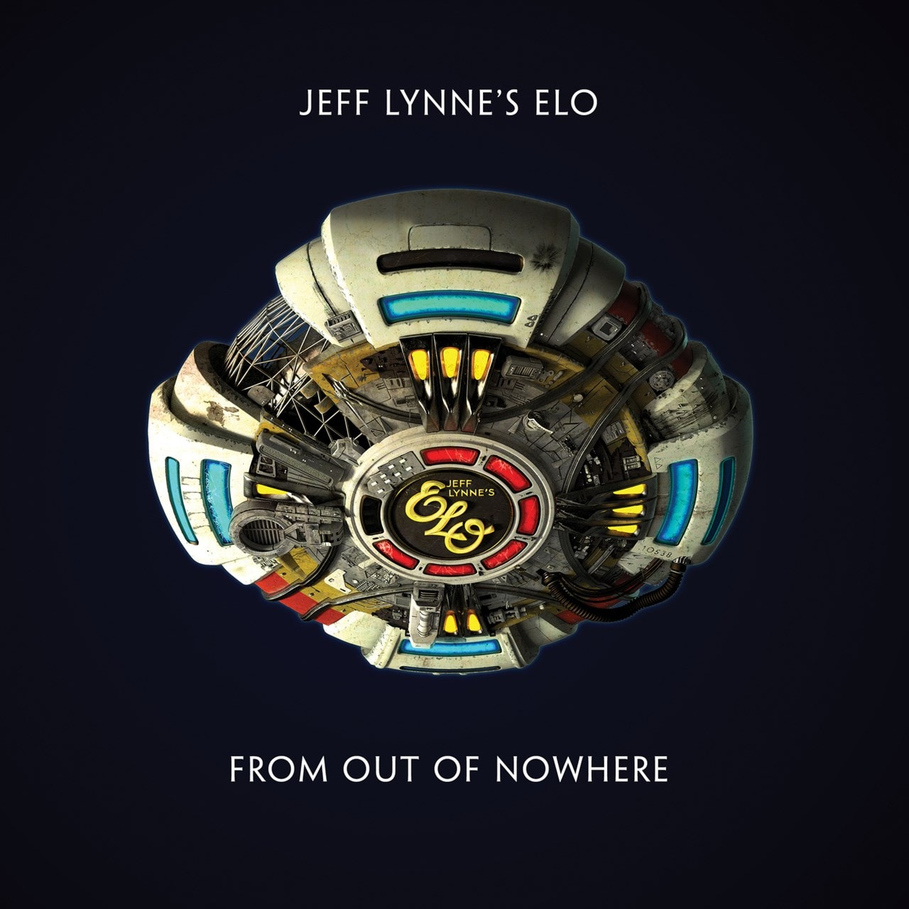 From Out of Nowhere - Limited Deluxe Edition Coloured Vinyl - 1