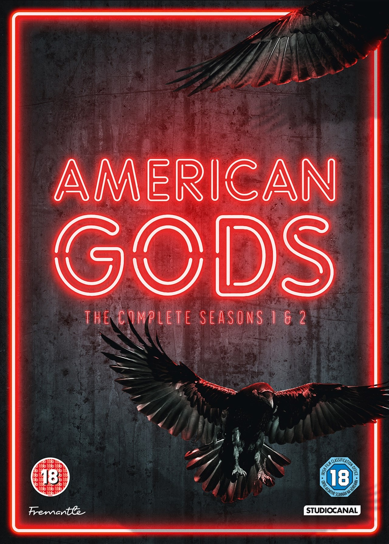 American Gods: The Complete Seasons 1 & 2 - 1