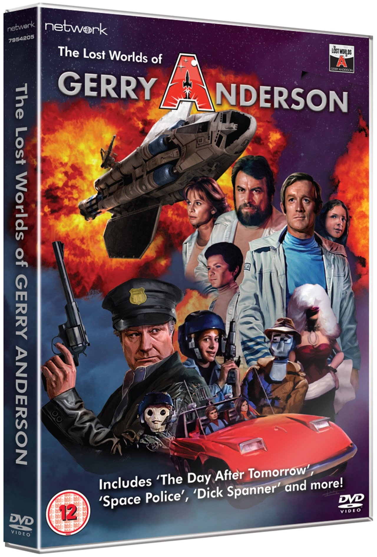 The Lost Worlds of Gerry Anderson - 2