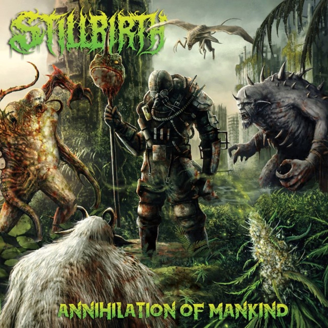 Annihilation of Mankind - 1