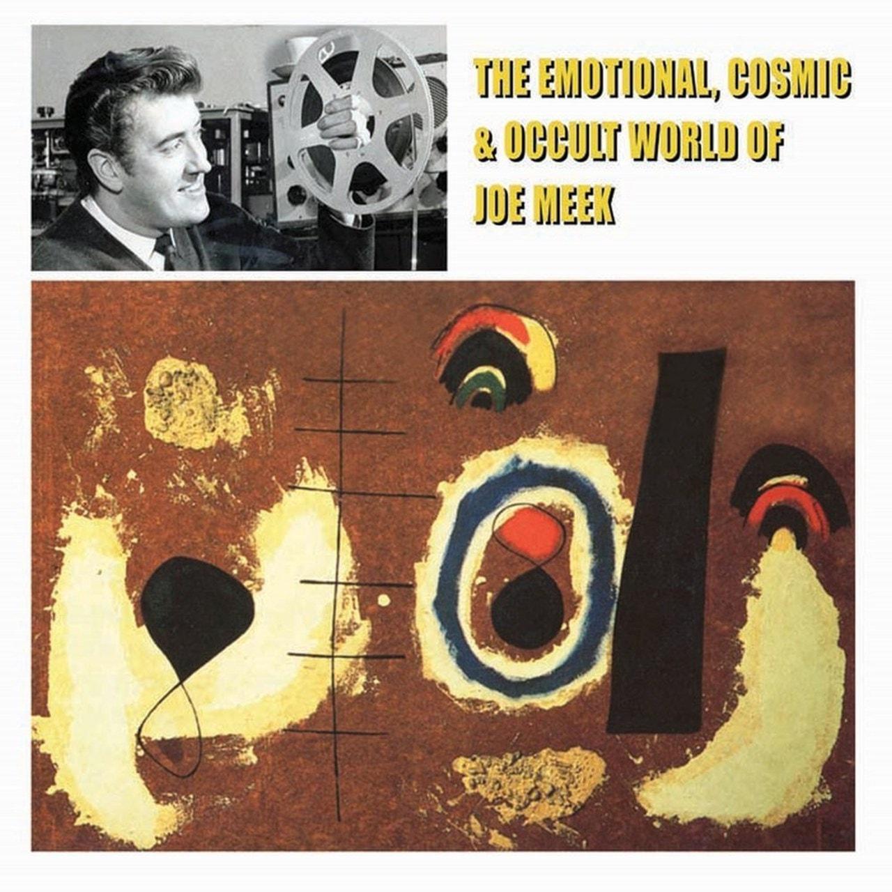 The Emotional, Cosmic & Occult World of Joe Meek - 1