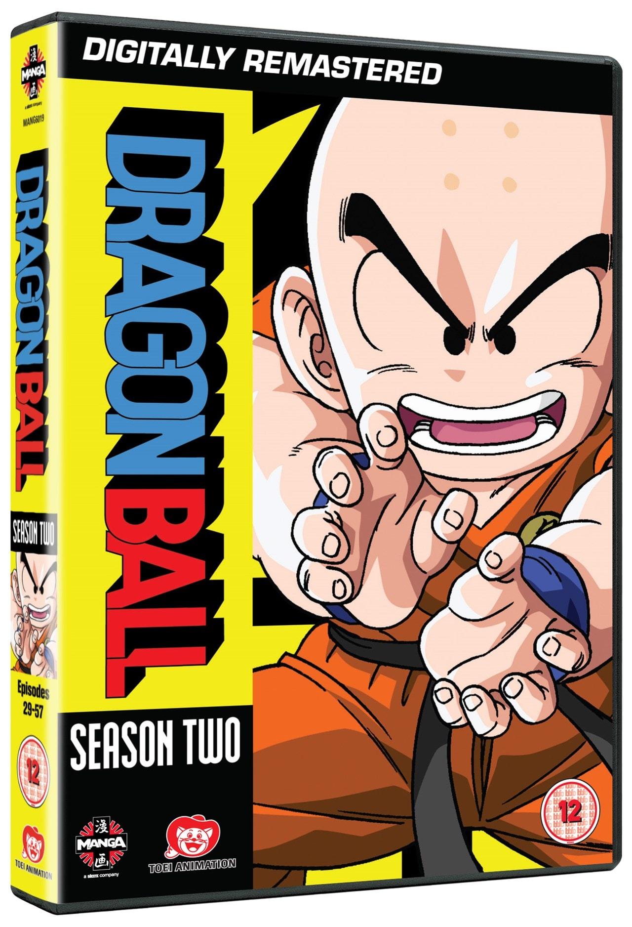 Dragon Ball: Season Two - 2