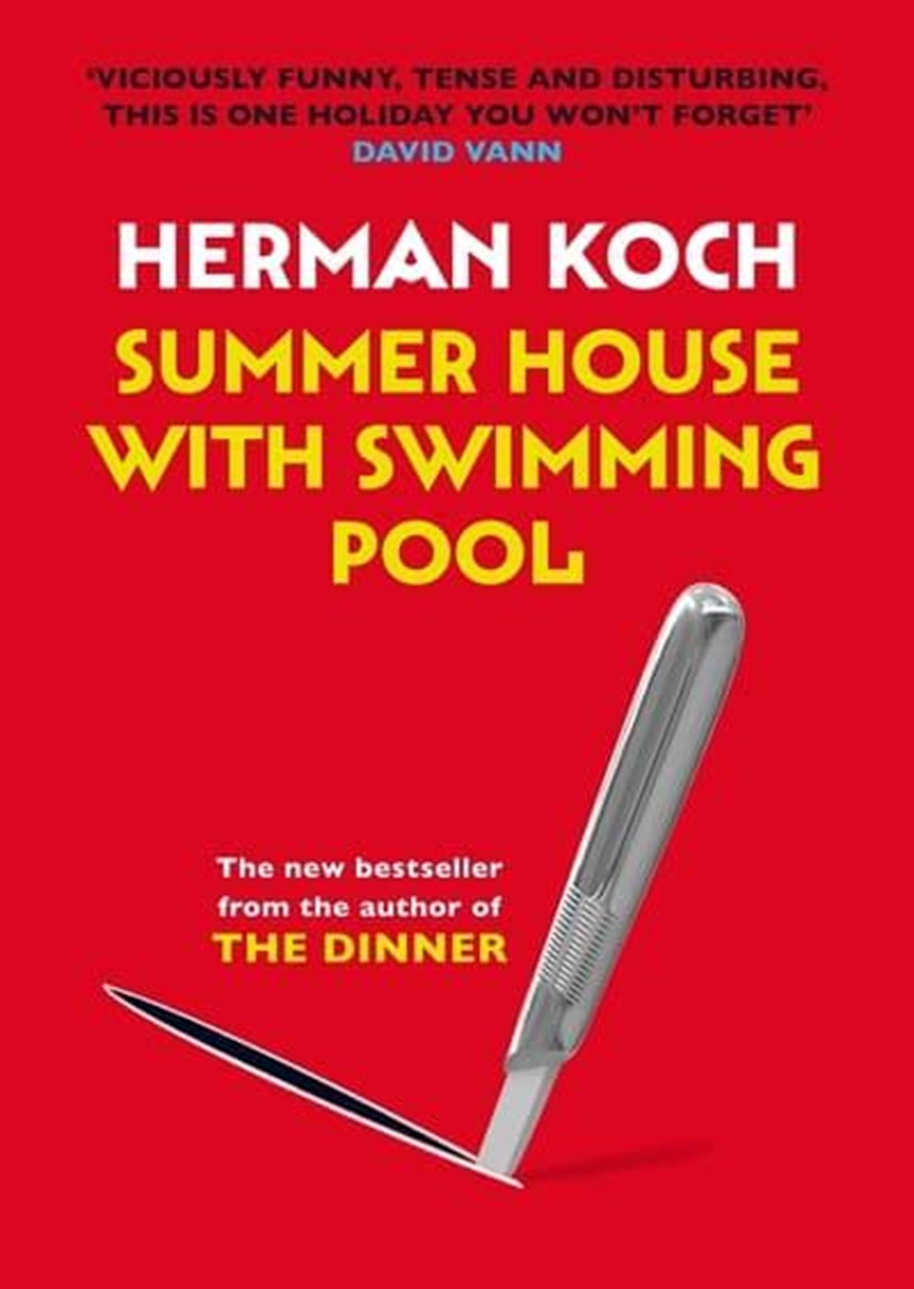 Summer House with Swimming Pool - 1