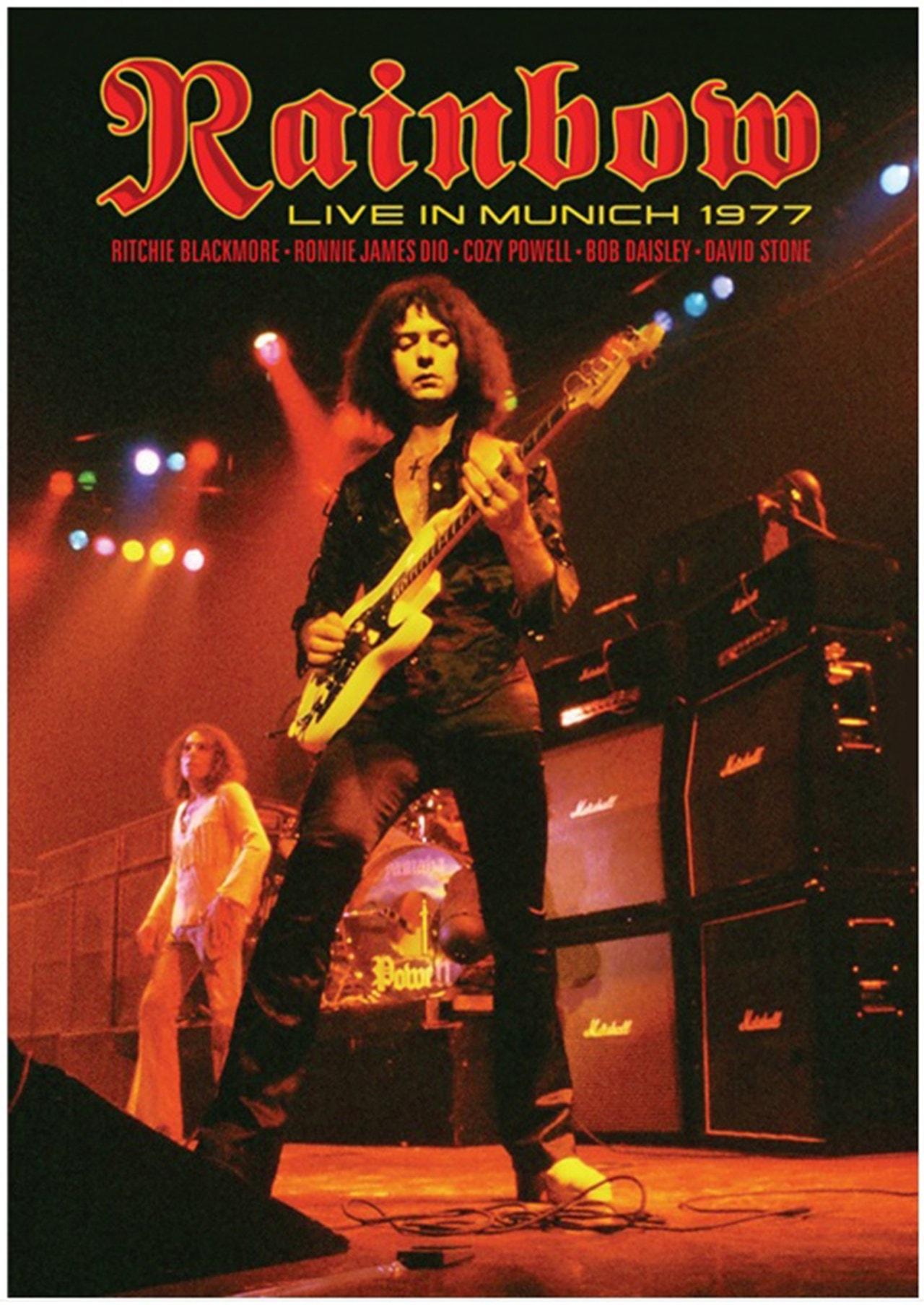 Rainbow: Live in Munich 1977 - 1