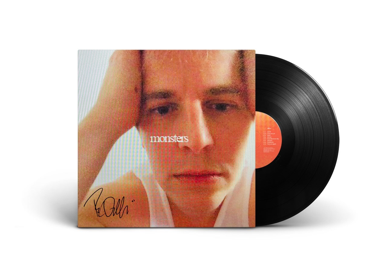 Monsters - Limited Edition Signed Vinyl - 1
