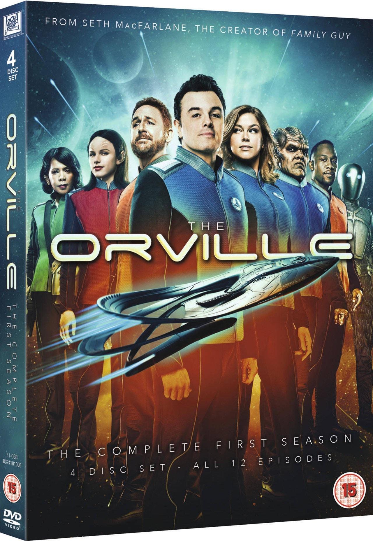The Orville: Season 1 - 2