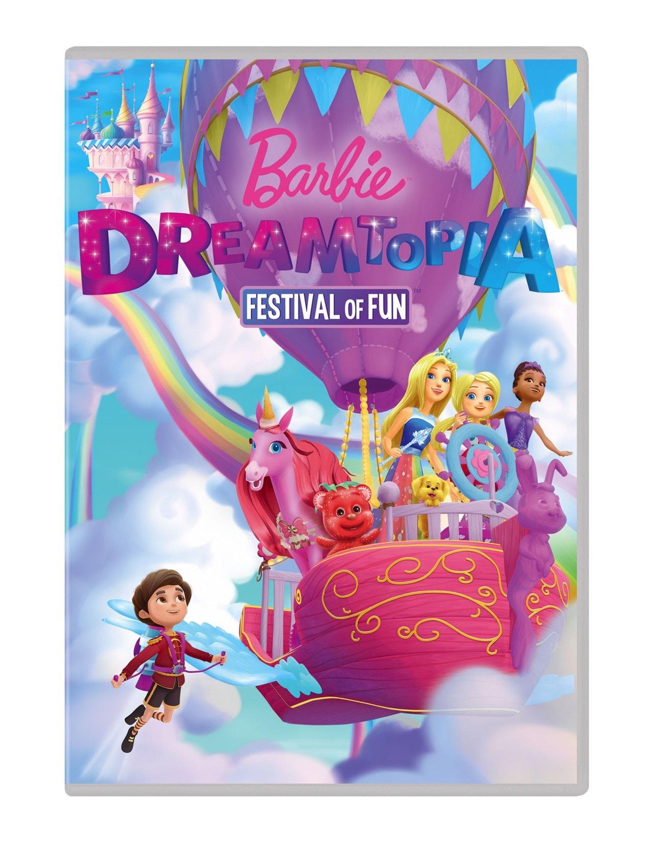 Barbie Dreamtopia: Festival of Fun - 1
