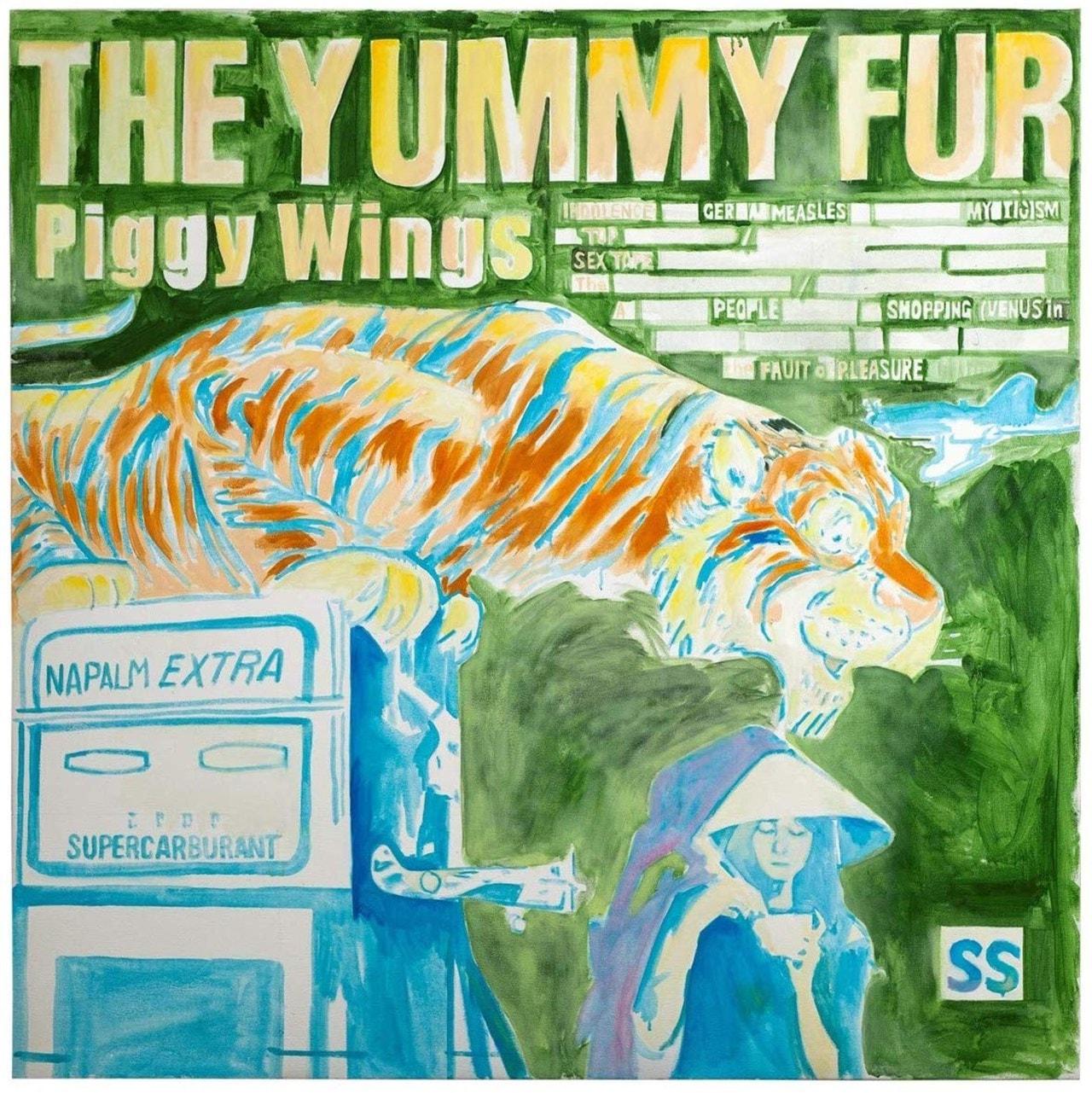 Piggy Wings - 1