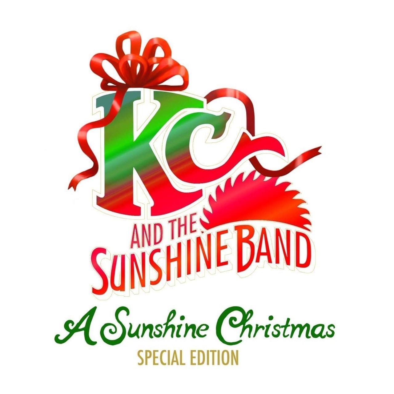 A Sunshine Christmas - 1