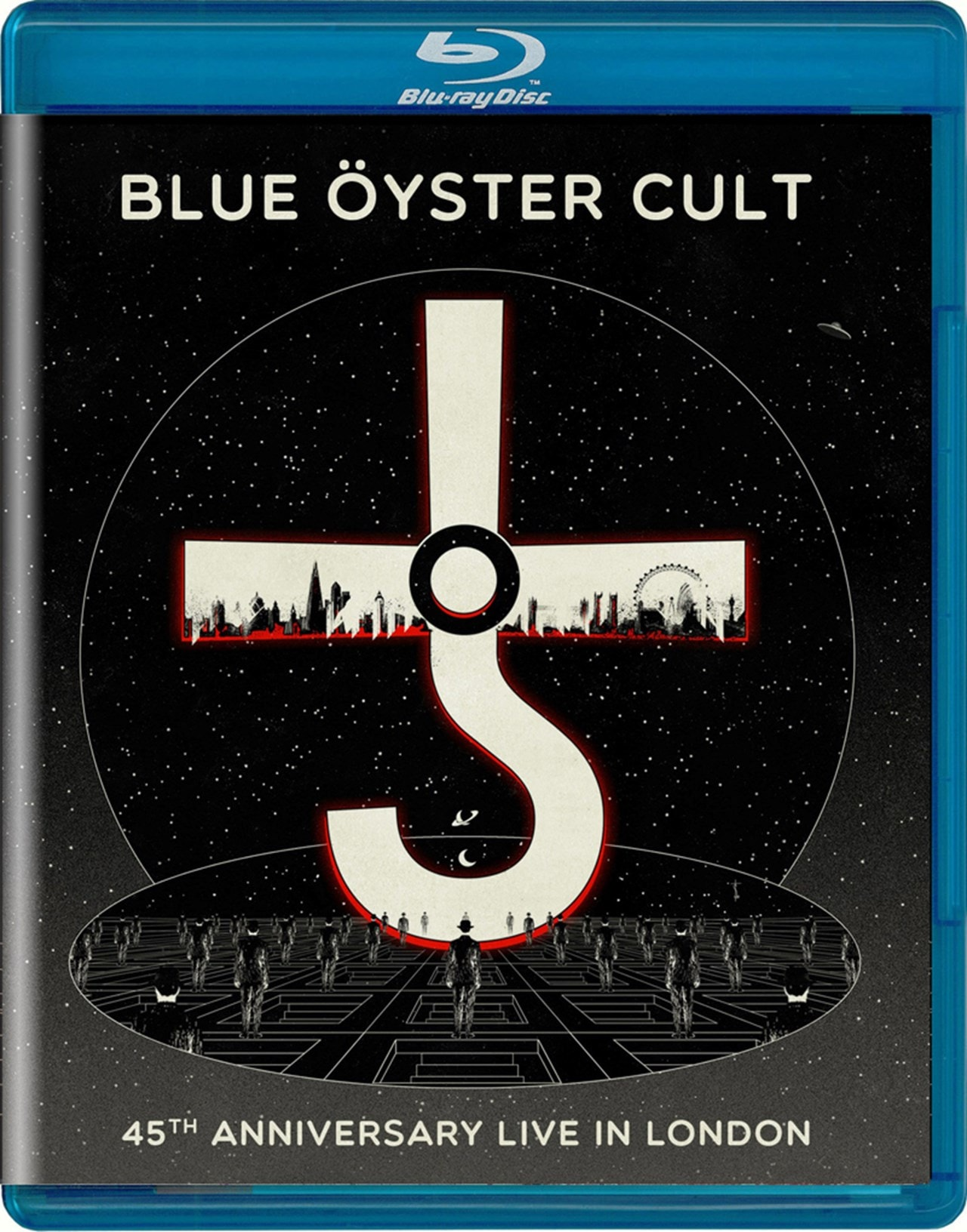 Blue Oyster Cult: 45th Anniversary Live in London - 1