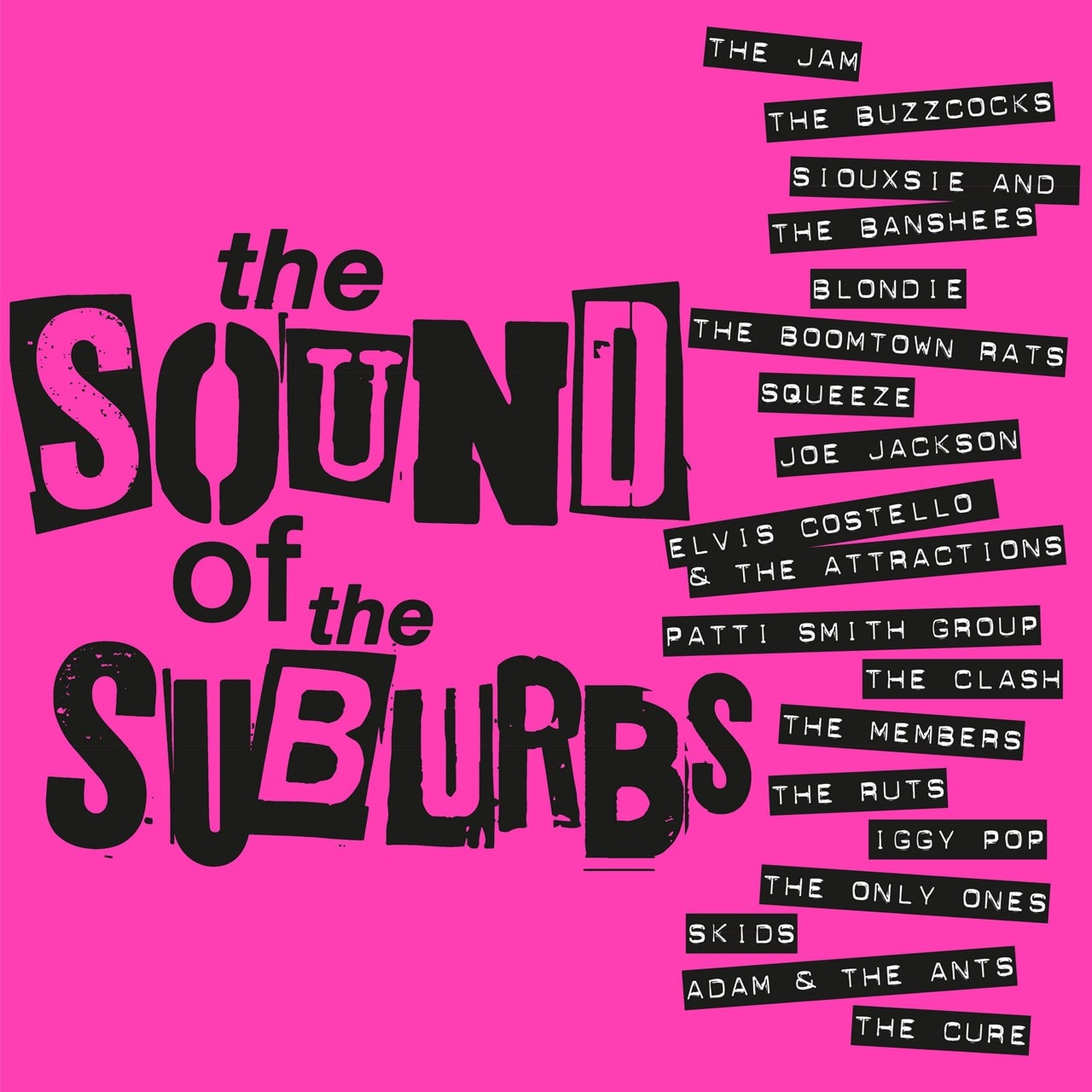 The Sound of the Suburbs - 1