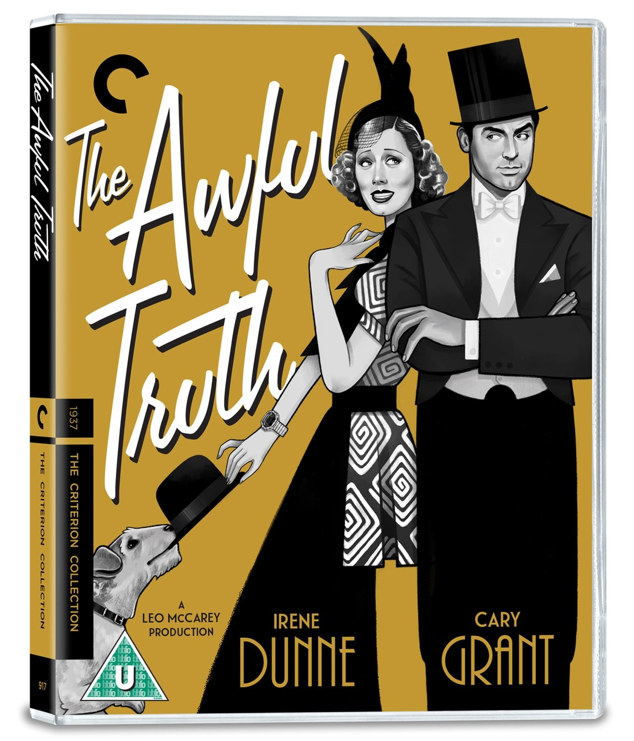 The Awful Truth - The Criterion Collection - 2