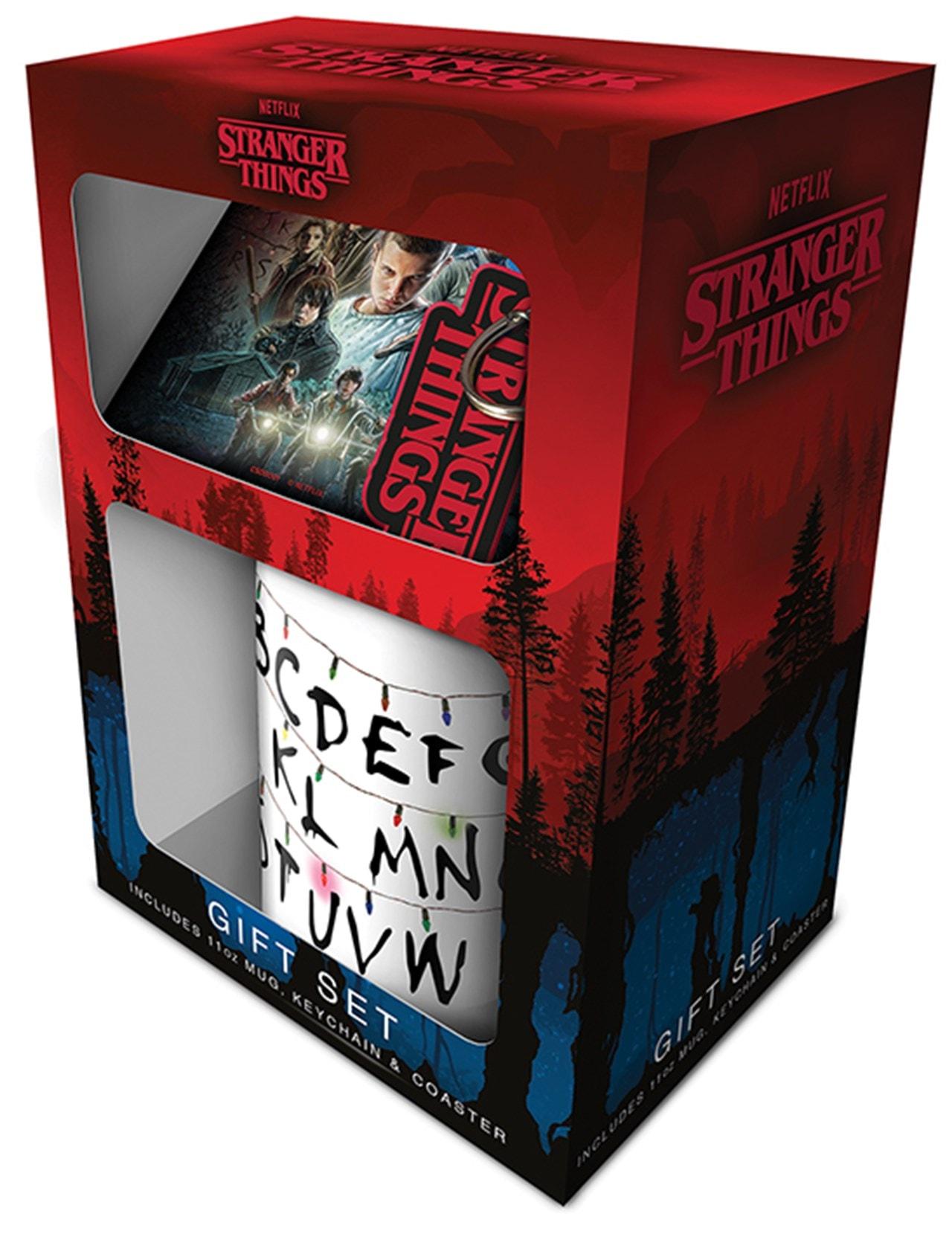 Stranger Things Mug Gift Set - 1