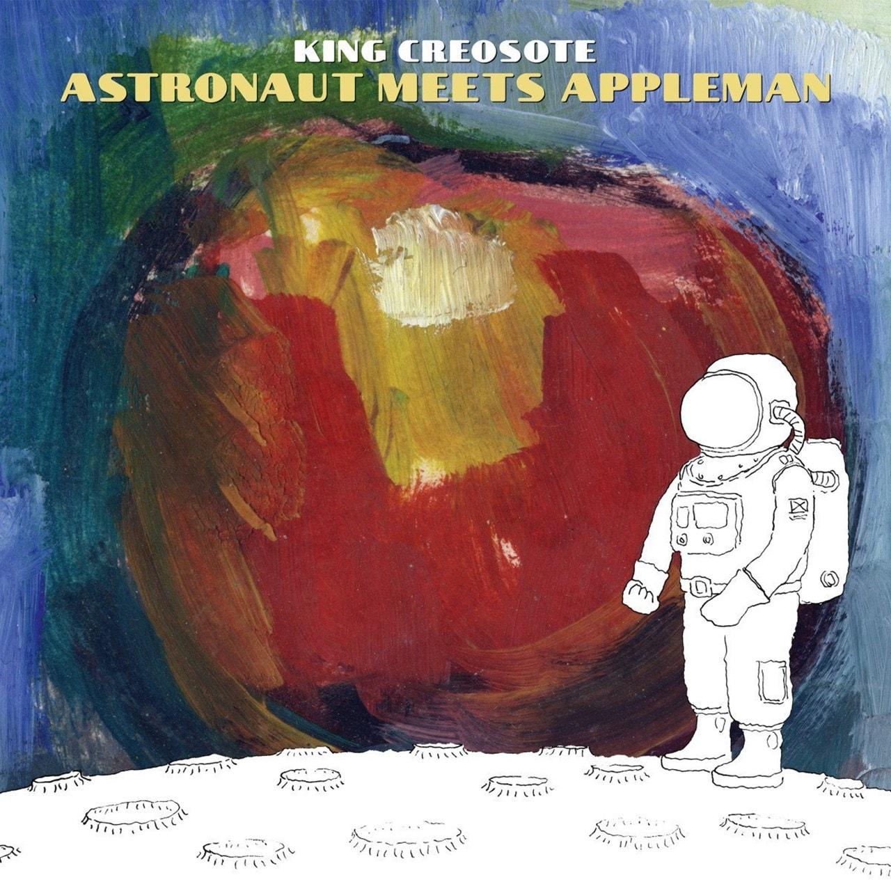 Astronaut Meets Appleman - 1