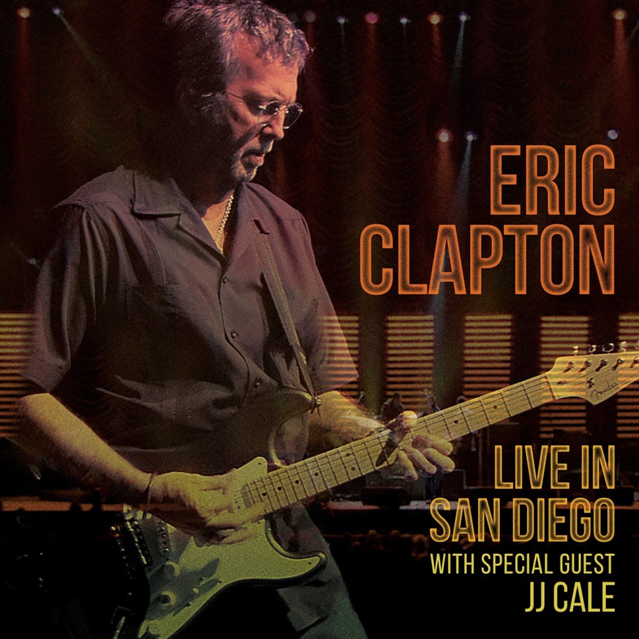 Live in San Diego With Special Guest J. J. Cale - 1