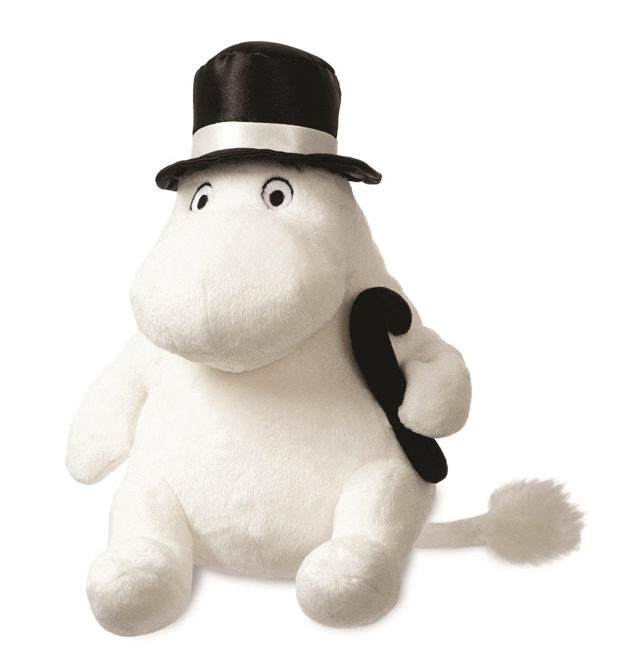 "Moominpappa: Moomin Plush 8"" - 1"