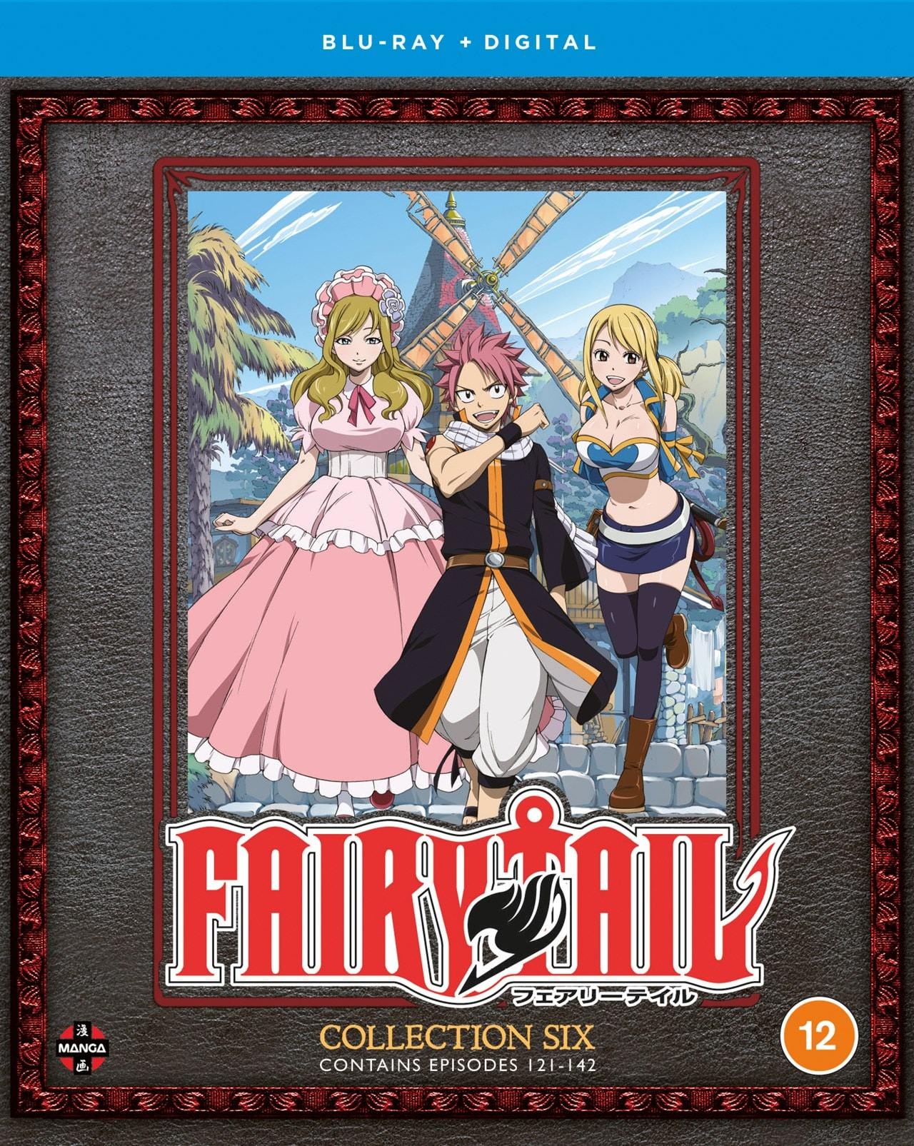 Fairy Tail: Collection 6 - 1