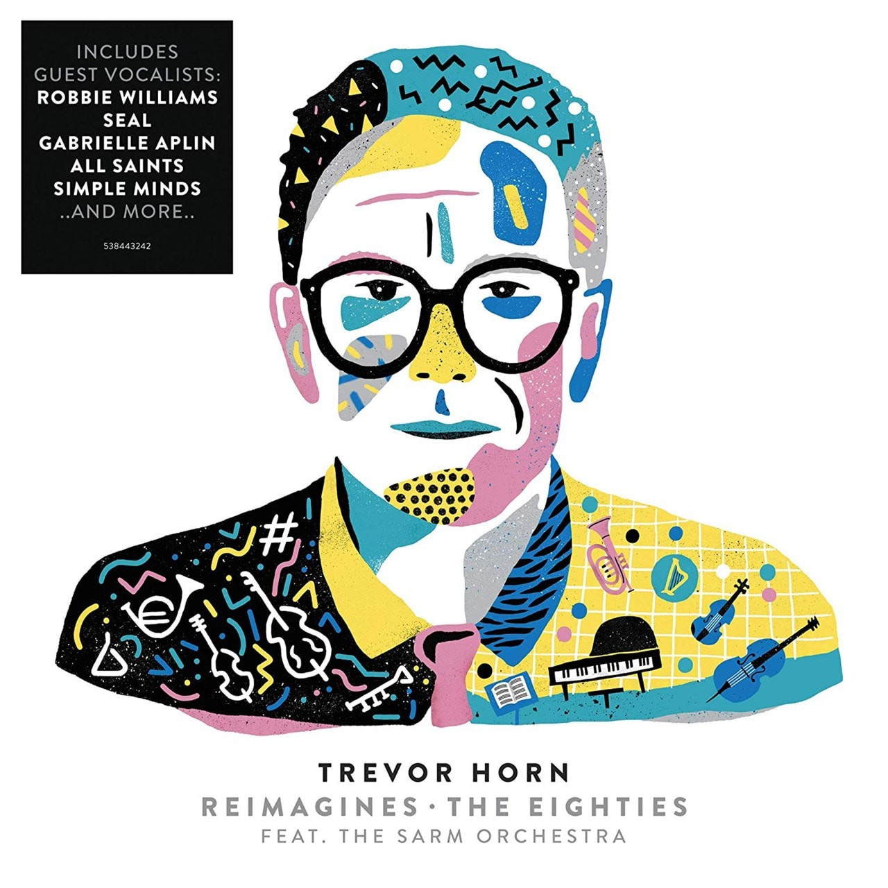 Trevor Horn Reimagines the Eighties (Feat. The Sarm Orchestra) - 1