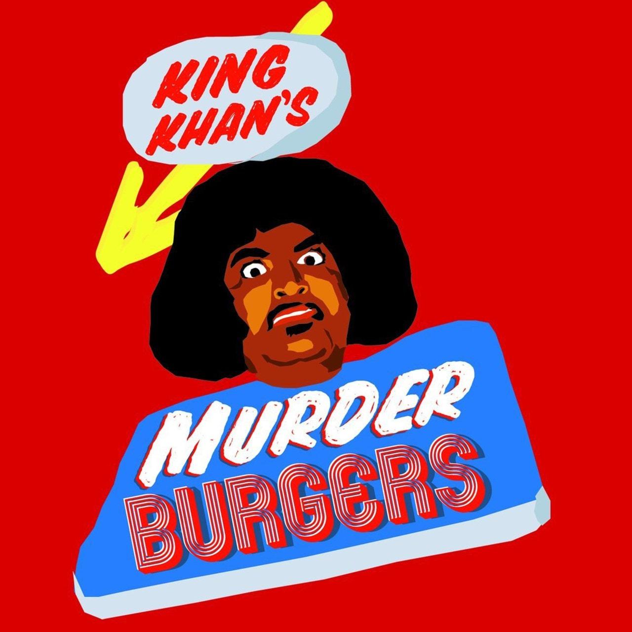 Murder Burgers - 1