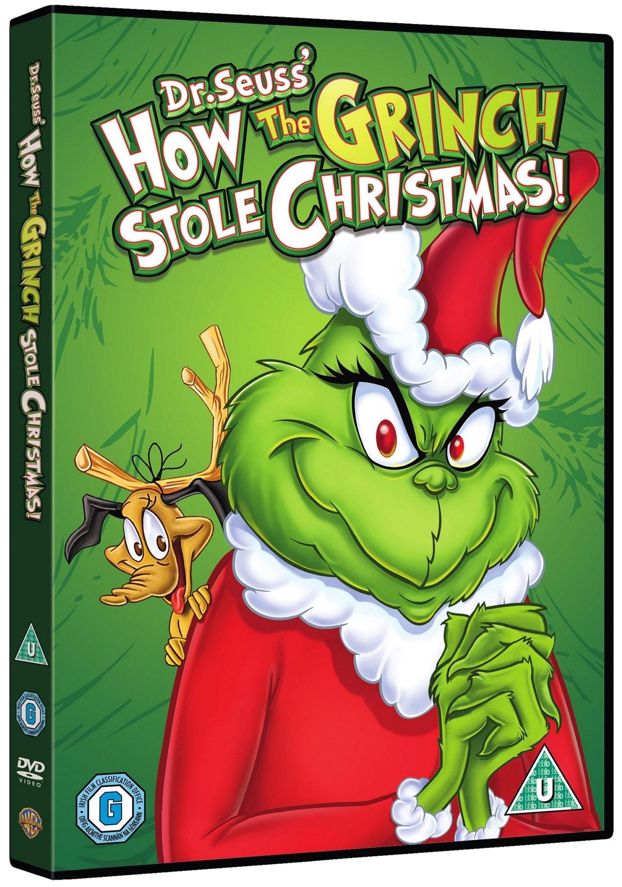 Dr Seuss' How the Grinch Stole Christmas - 2
