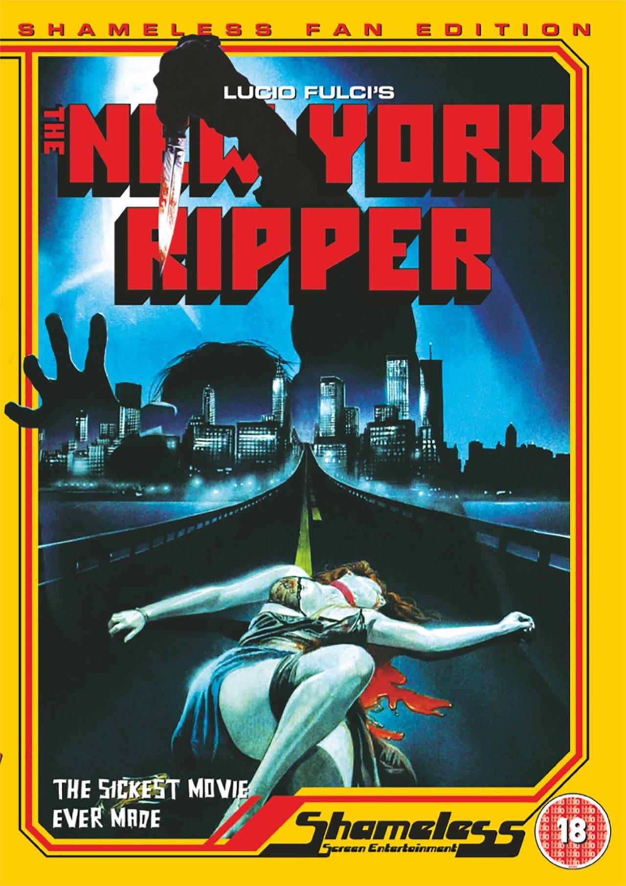 The New York Ripper - 1