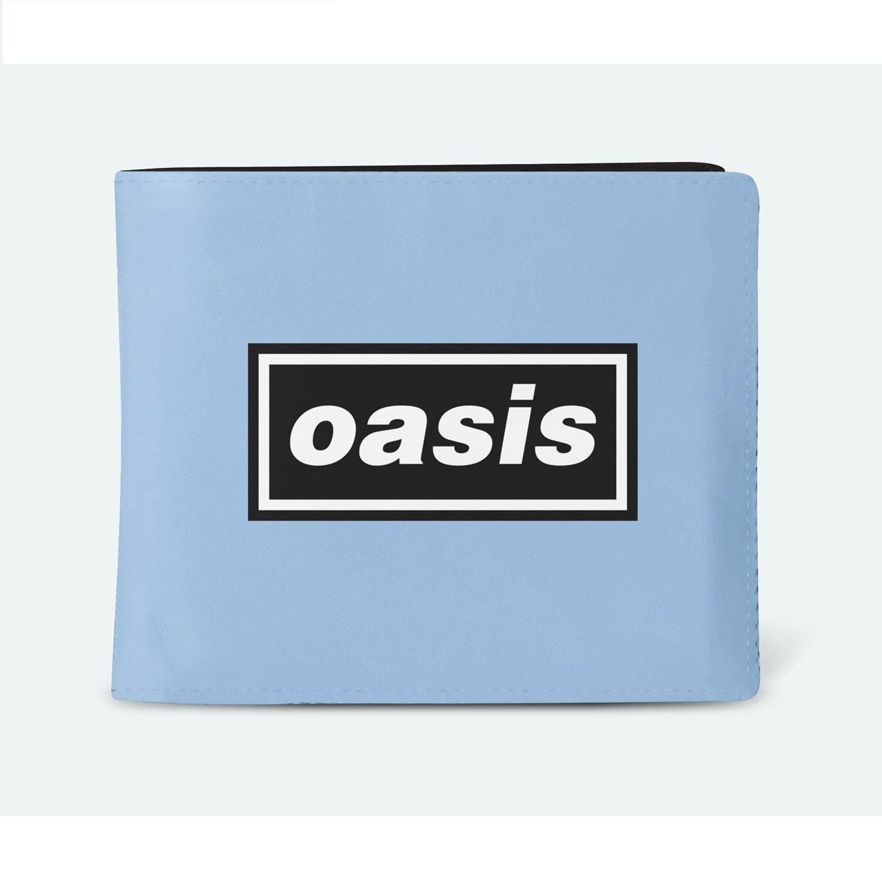 Oasis Blue Premium Wallet - 1