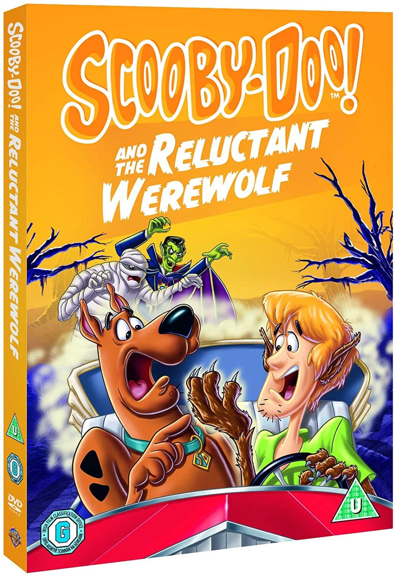 Scooby-Doo: Scooby-Doo and the Reluctant Werewolf - 2