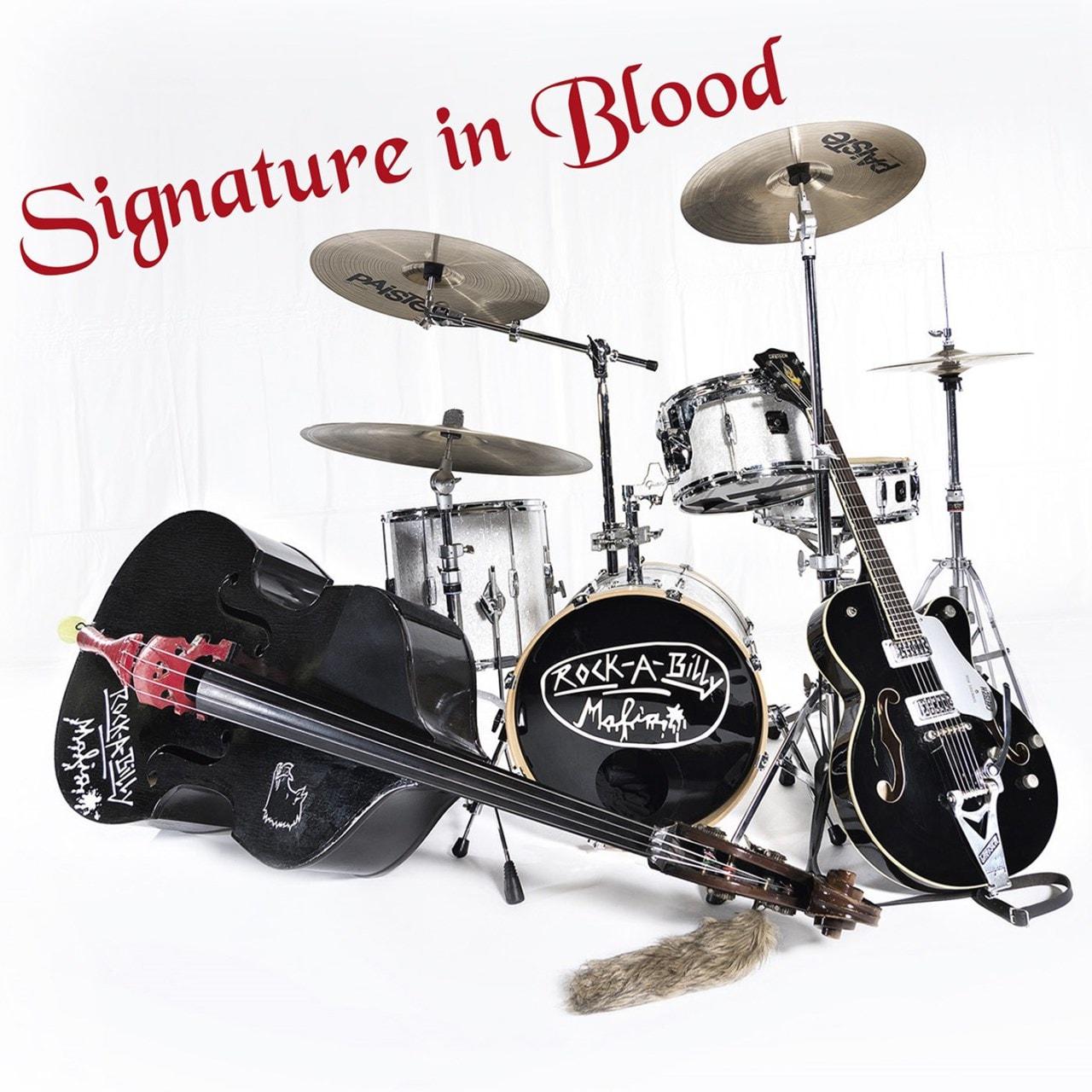 Signature in Blood - 1