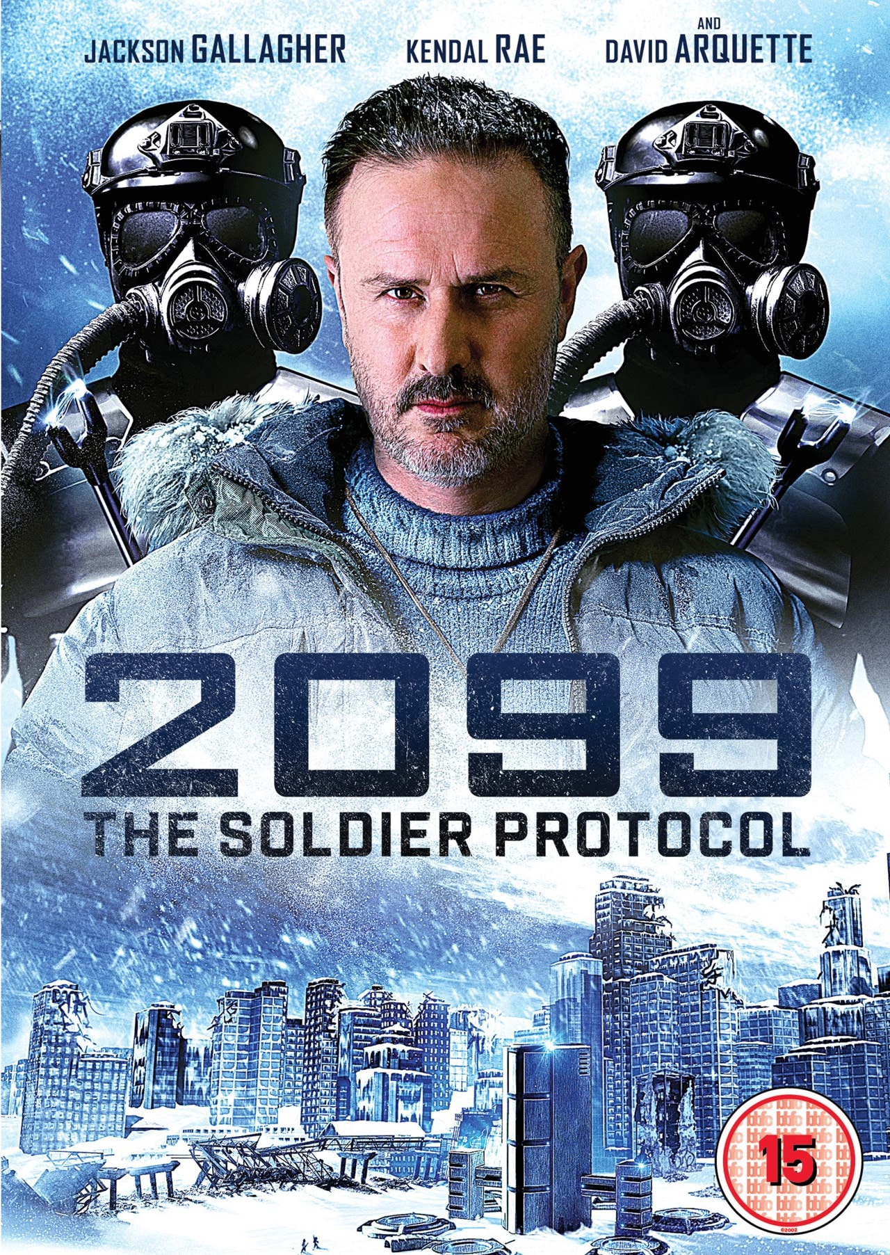 2099 - The Soldier Protocol - 1