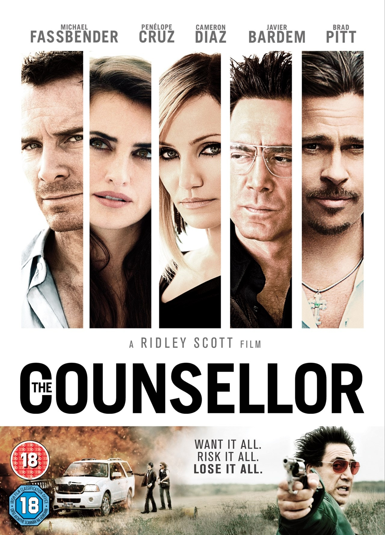 The Counsellor - 1