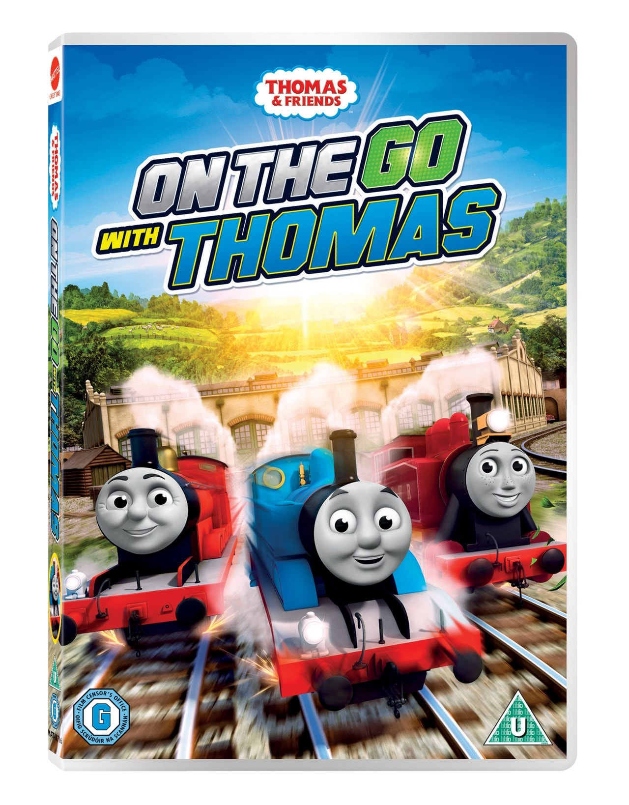 Thomas & Friends: On the Go With Thomas - 2
