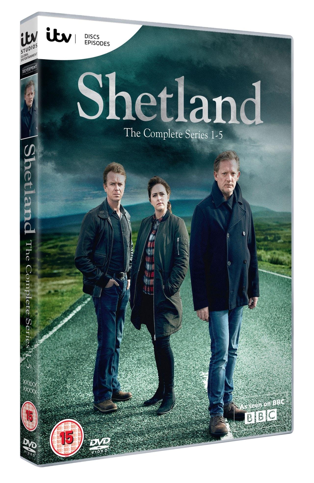 Shetland: Series 1-5 - 2