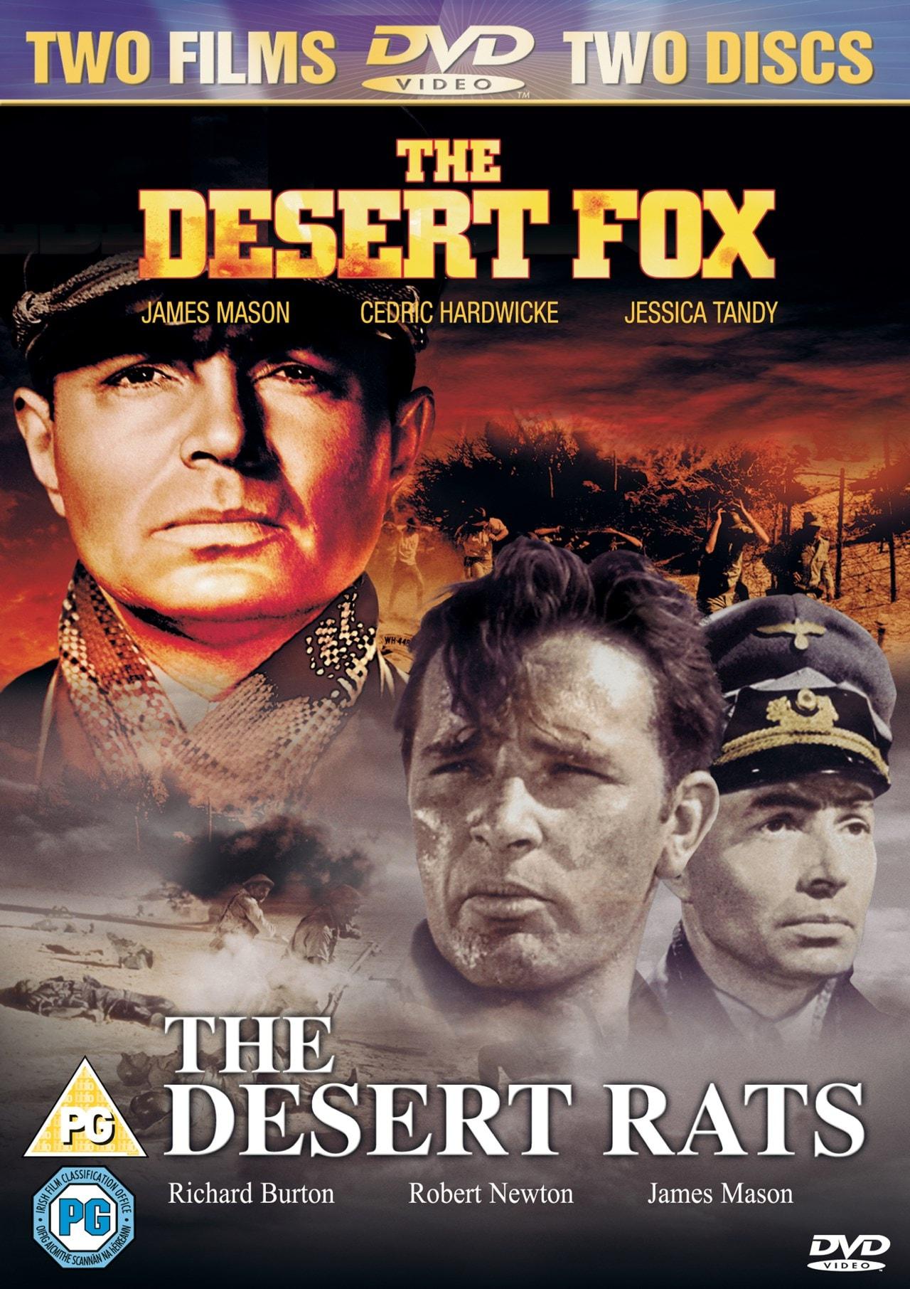 The Desert Fox/The Desert Rats - 1
