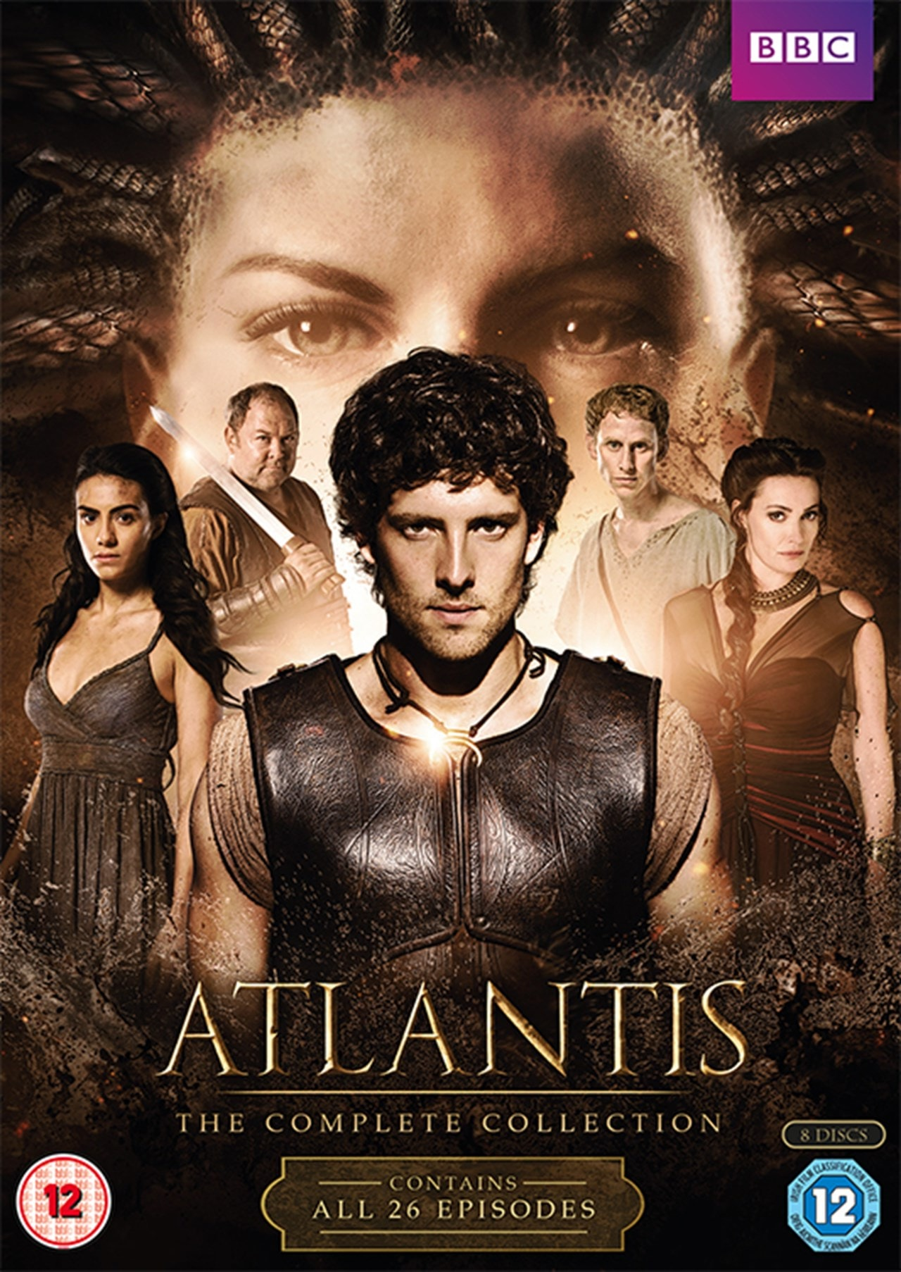 Atlantis: The Complete Collection - 1